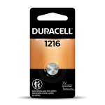 Front of 1216 battery 1 pack